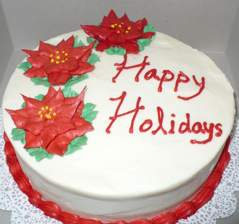 Red Velvet Decorated for Holidays